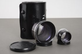 Yashica AUX Telephoto set for Bay I TLR cameras, like 124G