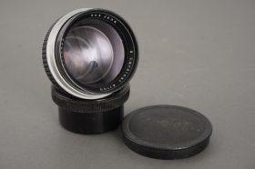 aus Jena (Carl Zeiss) Cardinar 100mm 1:4 lens, for Werra SLR