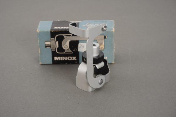 Minox Tripod Adapter – boxed