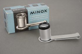 Minox Film Viewing Magnifier – boxed