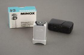 Minox Cube Flasher C4