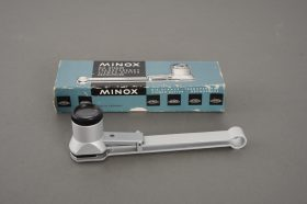 Minox Transparency Viewer – Cutter – boxed