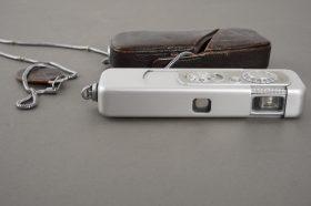 Minox A IIIs subminiature camera, cased