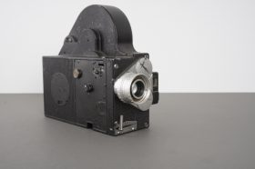 Incomplete Pathe camera with incomplete lens