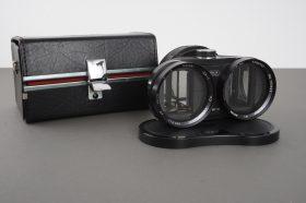Stitz stereo attachment, Model SA-1, for 52mm filter size lenses, cased
