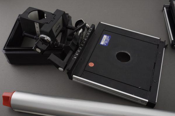 Sinar F 4×5 camera set