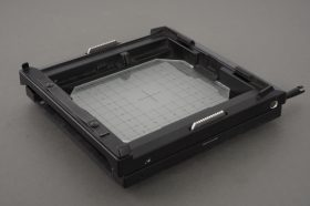 Sinar 4×5 focusing screen in spring back, for P2 and other cameras