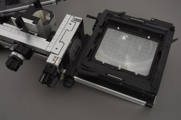 Sinar P 4×5 monorail camera set