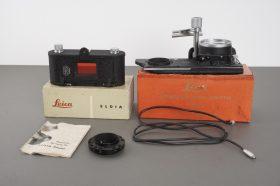 Leica Leitz OOZAB + ELDIA – both boxed