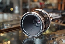 Minolta Macro Rokkor QF 1:3.5 / 50mm lens screw mount