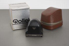 Rollei Penta-Prism prism finder for TLR camera, boxed