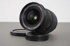 Olympus Digital 11-22mm 1:2.8-3.5 lens, 4/3 mount