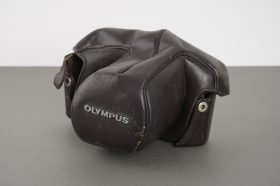 Olympus 1.2N everready leather camera case