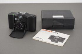 Minox 35PL camera, cased