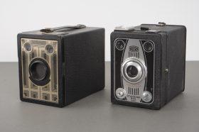 Bilora Standard Box + Kodak Six-20 Brownie Junior