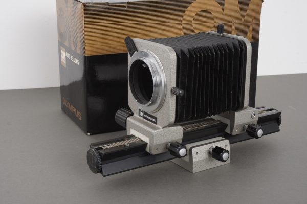 Olympus Auto Bellows, boxed