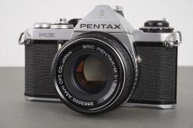 Pentax ME + 1.7/50 lens