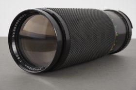 Soligor Zoom + Macro 95-310mm 1:5.6 lens, Nikon AI