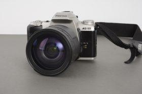 Pentax MZ-50 + Tamron 28-200 1:3.8-5.6
