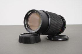 Yashica Lens MC 75-200mm 1:4.5 Macro lens