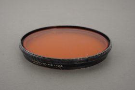 Hasselblad/104 orange filter, 104 bayonet mount
