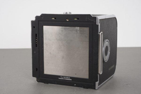 Hasselblad 70 bulk film back, matching insert