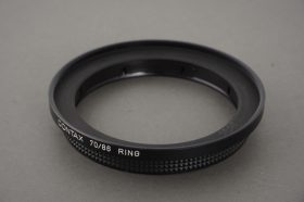 Contax 70/86 ring