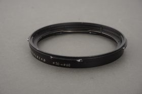 Hasselblad B50-B60 step-up ring