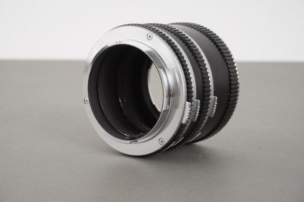 Olympus OM tubes set of 3: 7, 14, 25mm