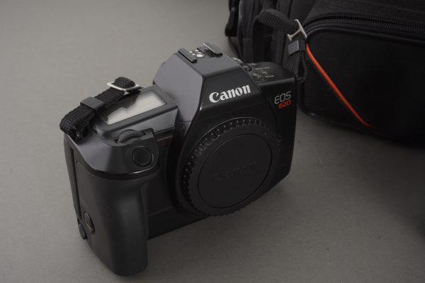 Canon EOS 620 + 35-105 + 70-210 EF Zoom lenses
