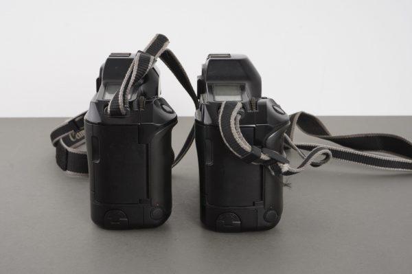 Canon T90 camera body – lot of 2