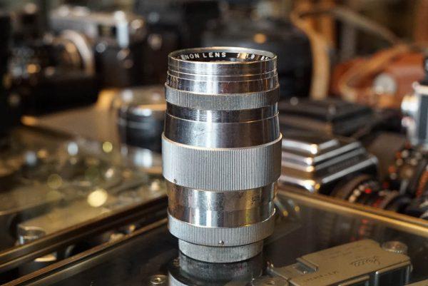 Canon lens f:1.9 / 85mm, Leica screw mount