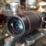 Canon zoom lens FD 1:4 / 80-200mm L version