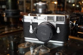 Leica M3 body from the first batch of 1954