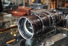 Kinoptik Apochromat 1/2.5 f=150mm, Cameflex mount