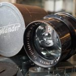 Voigtlander Universal Heliar 36cm 1:4.5, Boxed