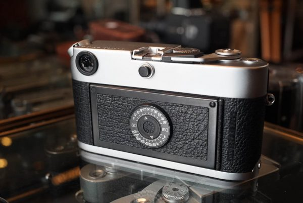 Leica M6 Chrome body