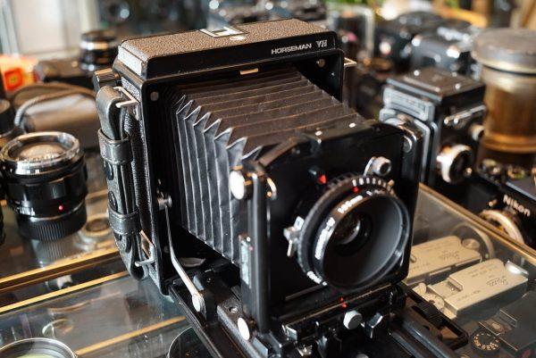 Horseman VH + Nikkor-W 5.6 / 105mm
