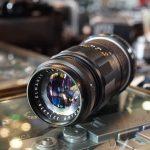 Leica Elmarit 90mm f/2.8 M Black