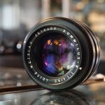 Leica Summilux-R 50mm f/1.4 V1 3cam