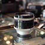 Kern Switar 50mm f/1.4 H16 RX C mount
