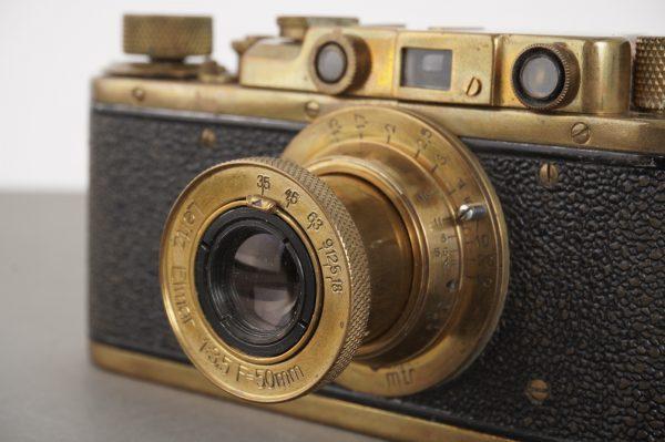 Russian copy of Leica Leitz LTM camera