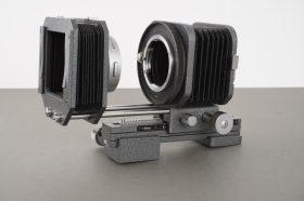 Leica bellows + slide copier + mount