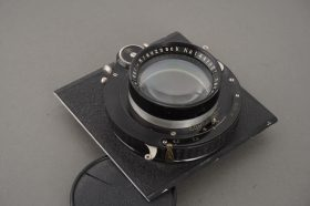 vintage Schneider Xenar 1:4.5 21cm lens, in Compund shutter