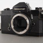 Nikon Nikkormat FT2 camera body