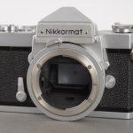 Nikon Nikkormat FTN camera body