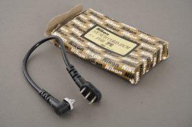 Nikon SC-5 synchro cord for F2 camera, boxed