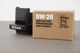 Nikon DW-20 waist level finder for F4 F4s – boxed