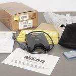 Nikon MV-1 data reader for F100, F5 and F6 cameras – boxed and rare