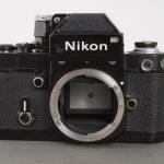 Nikon F2 camera body + DP-1 finder